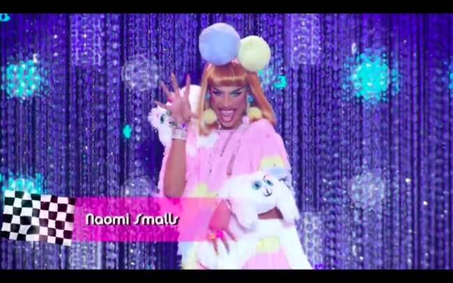 RuPaul's Drag Race icon Naomi Smalls