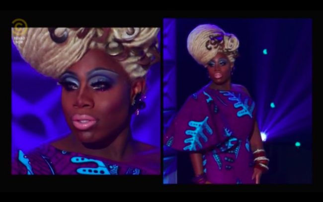 RuPaul's Drag Race winner Monet X Change