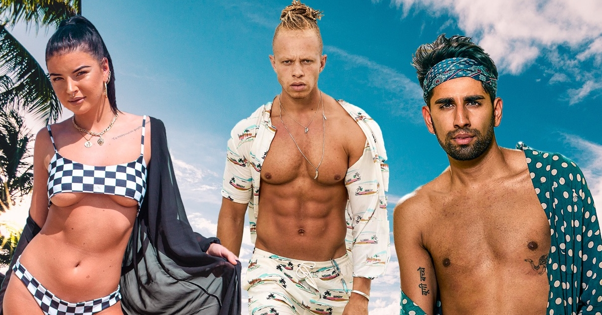 Shipwrecked's gay contestants Beth Spiby, Chris Jammer and Kush Khanna share their coming out stories