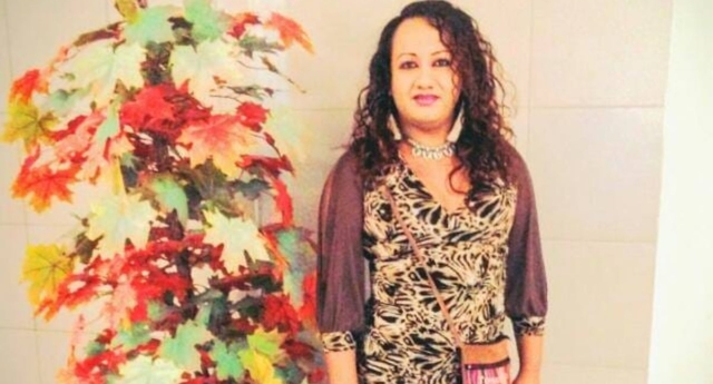 Camila is reportedly the second trans woman to have been murdered in El Salvador in February. (Aspidh Arcoiris Trans)