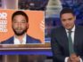 Trevoh Noah weighed in on the Jussie Smollett case. (TheDailyShow/Twitter)