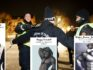 Wolves of Odin is a splinter group from Soldiers of Odin, a European white nationalist group pictures with police in Norway in 2016. (HEIKO JUNG/AFP/Getty)
