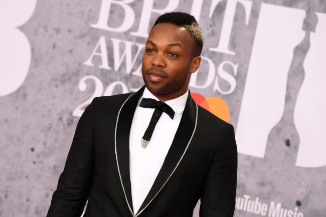 Todrick Hall attends The BRIT Awards 2019 held at The O2 Arena on February 20, 2019 in London, England.