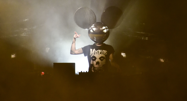 Deadmau5 hit out at Twitch for suspending him (Eugene Gologursky/Getty)
