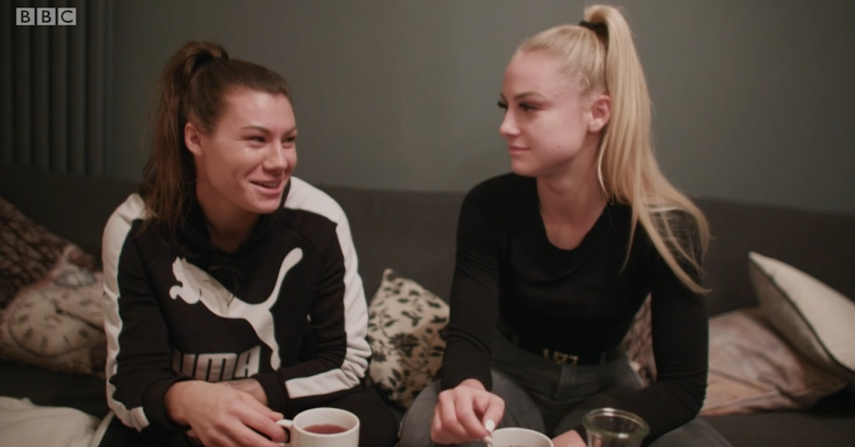 TV show lifts lid on lesbian relationships in 'inclusive' Women's Super League