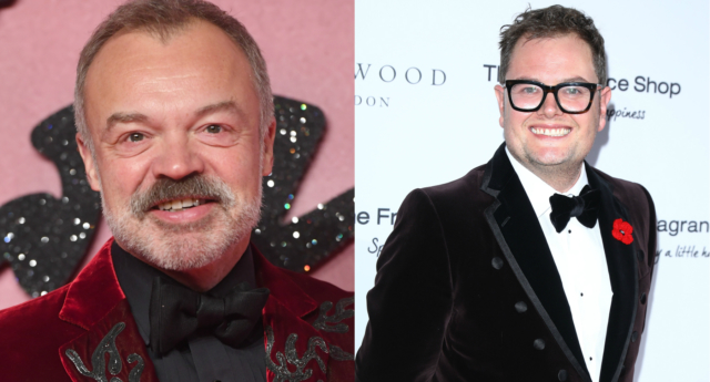 Graham Norton, Alan Carr for RuPaul's Drag Race UK Television