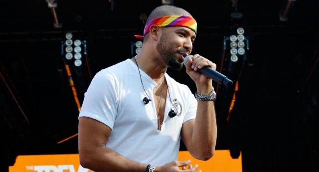 Jussie Smollet attends 2018 LOVELOUD Festival, on July 28, 2018 in Salt Lake City, Utah.  (Jerod Harris/Getty)