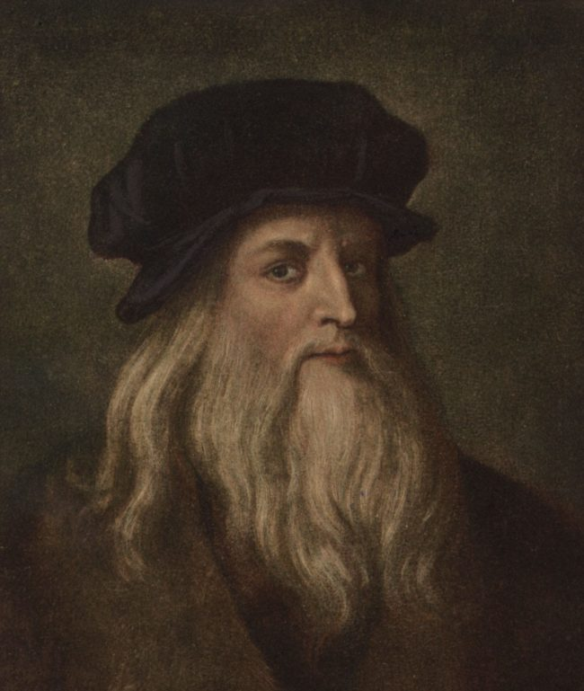 Leonardo da Vinci, one of many queer figures who could be remembered during LGBT History Month