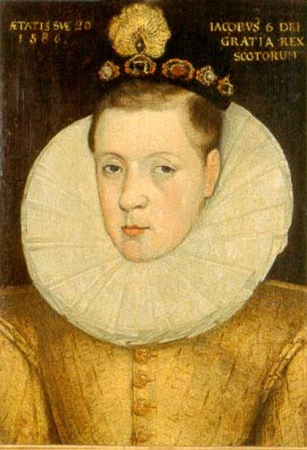 LGBT History Month: James VI and I had same-sex relationships with members of the aristocracy