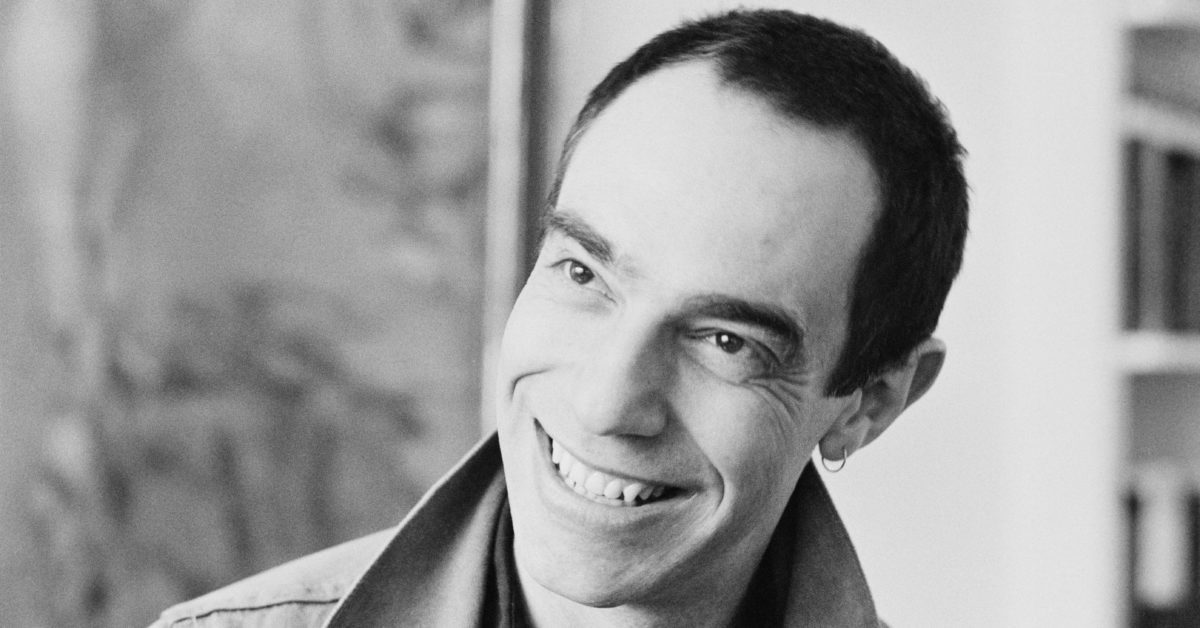 Derek Jarman was an English director, stage designer, artist and author, as well as a gay rights activist. (Evening Standard/Hulton Archive/Getty)