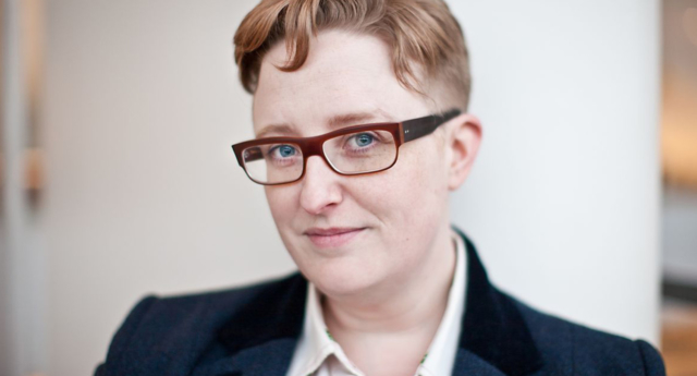 Ruth Hunt, CEO of Stonewall