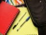 Notebooks at a school. File photo