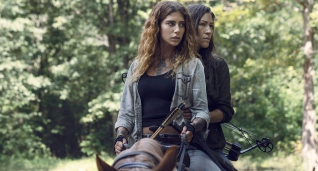 The Walking Dead has a history of queer characters (AMC)