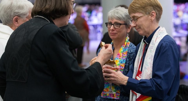 Openly queer Methodist clergy have been saddened by the votes (United Methodist General Conference/facebook)