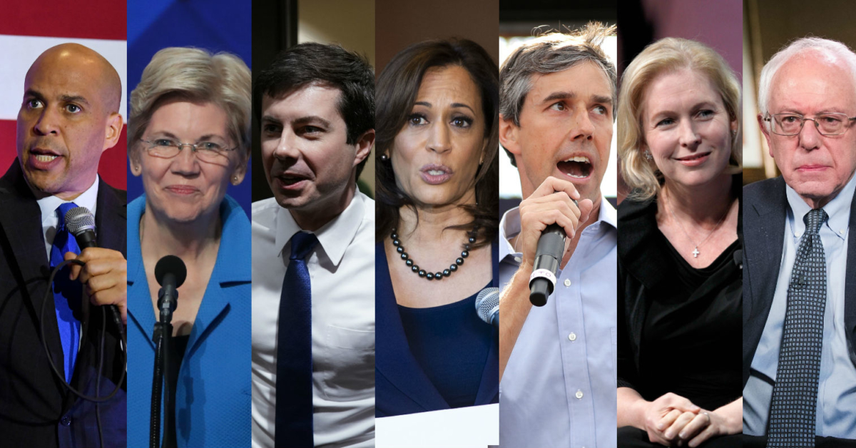 2020 Democratic Challengers To Address Lgbt Issues In