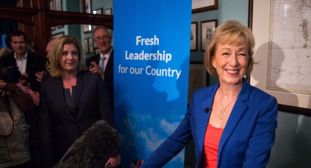 Andrea Leadsom: Parents should choose when kids are 'exposed' to LGBT issues