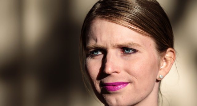 Chelsea Manning was sent to jail on Friday March 8. (Jack Taylor/Getty)