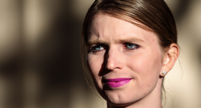 Chelsea Manning was sent to jail on Friday (March 8).(Jack Taylor/Getty)