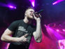 Frontman Dan Reynolds of Imagine Dragons performs during the Origins Experience pop-up concert at The Chelsea at The Cosmopolitan of Las Vegas on November 7, 2018 in Las Vegas, Nevada. (Ethan Miller/Getty)