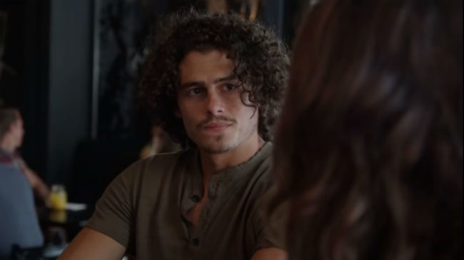 Tommy Martinez plays bisexual artist Gael in Good Trouble