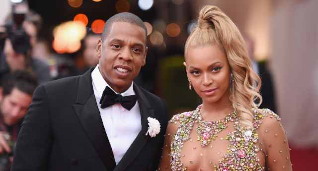 Beyonce and Jay-Z will receive and award for supporting LGBT+ rights. (Mike Coppola/Getty Images)