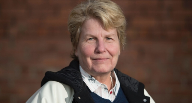 Sandi Toksvig, a joint founder of the Women's Equality Party (OLI SCARFF/AFP/Getty)