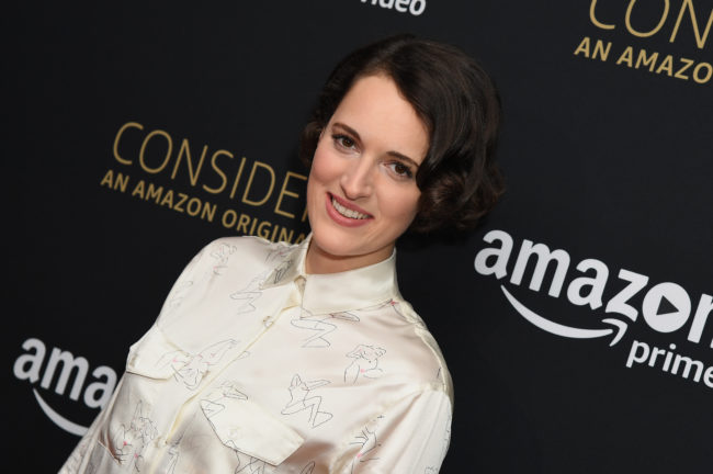 Actress and Fleabag creator Phoebe Waller-Bridge casted Andrew Scott as her character's love interest