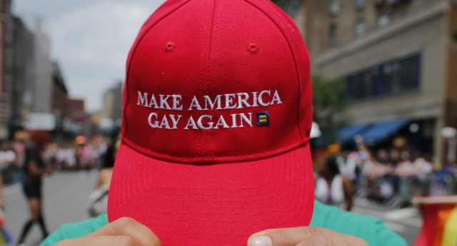The U.S. LGBT population is increasing. (Kena Betancur/Getty)