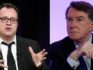 Russell T Davies and Peter Mandelson (Frederick M. Brown/Getty)