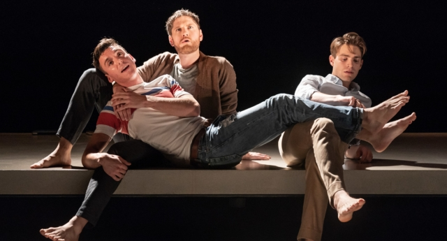 The Inheritance play (Publicity shot)