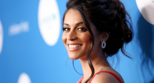 UNICEF Goodwill Ambassador Lilly Singh attends the Seventh Biennial UNICEF Ball: Los Angeles on April 14, 2018 in Beverly Hills, California. (Tommaso Boddi/Getty for UNICEF USA)