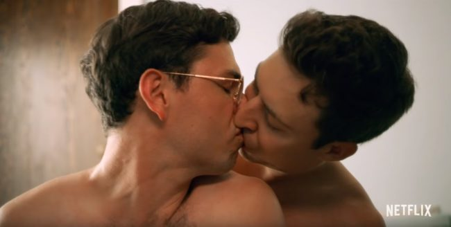 Ryan O'Connell in Netflix comedy series Special