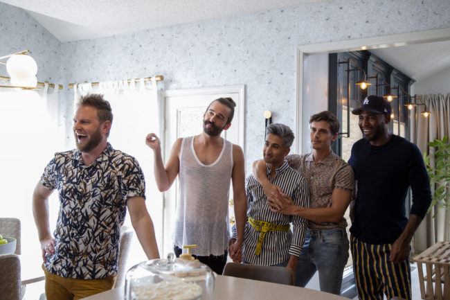 Still from Netflix's Queer Eye Season 3 trailer.