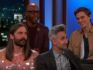 The Queer Eye guys on Jimmy Kimmel. (Jimmy Kimmel Live/YouTube)