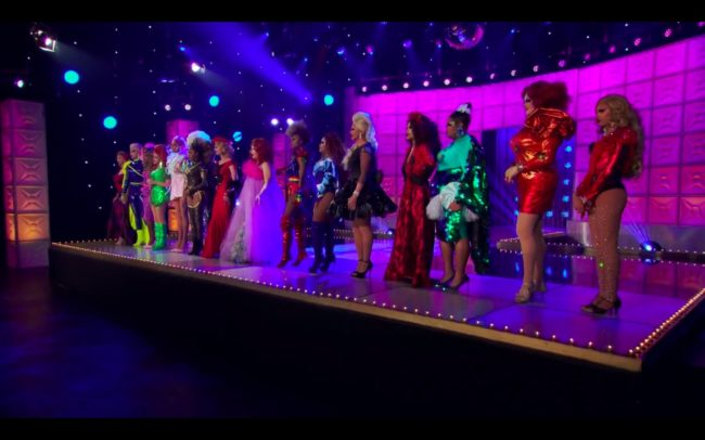 Season 11 of RuPaul's Drag Race hit the runway.