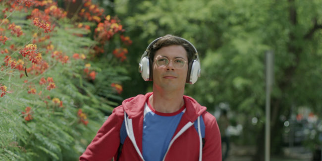 Ryan O'Connell in new Netflix show Special (Courtesy of Netflix)