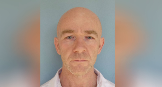 Anti-gay murderer Steven Eric Mullins (Alabama Department of Corrections)