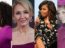 11 inspiring International Women's Day quotes including those by J.K. Rowling, Michelle Obama, Oprah Winfrey and Princess Diana. (Getty Images)