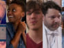 Queer Eye heroes. (Photos from Netflix and Instagram)