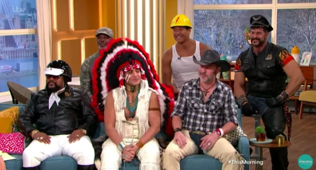 Fans blast Village People as 'tribute act' for reunion with one original member