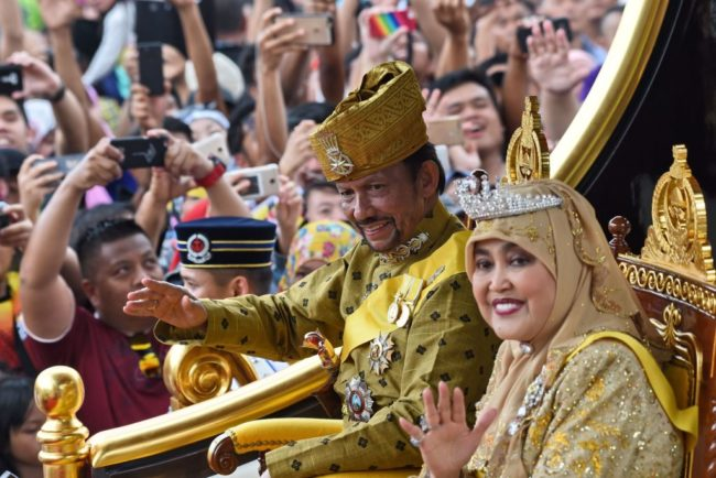 Brunei says new anti-gay laws will 'deter' people from anti-Islamic acts