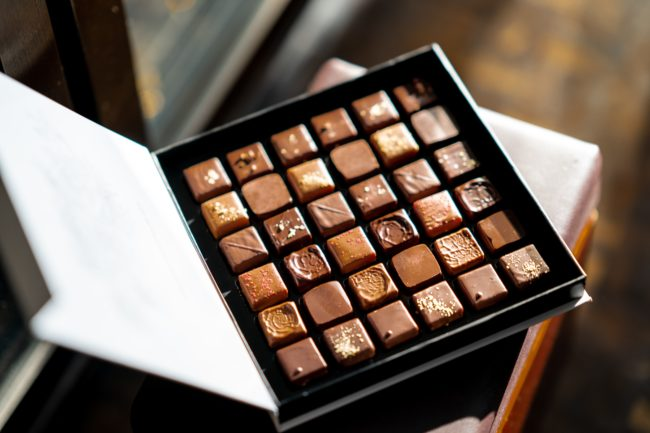 Chocolates, a nice Mother's Day gift