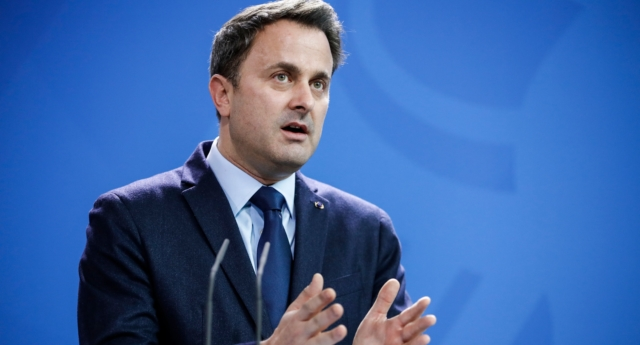 Luxembourg Prime Minister Xavier Bettel made a speech about gay rights to Arab leaders this week. (ODD ANDERSEN/AFP/Getty)