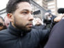 Jussie Smollett has been charged by Chicago police. (Nuccio DiNuzzo/Getty)
