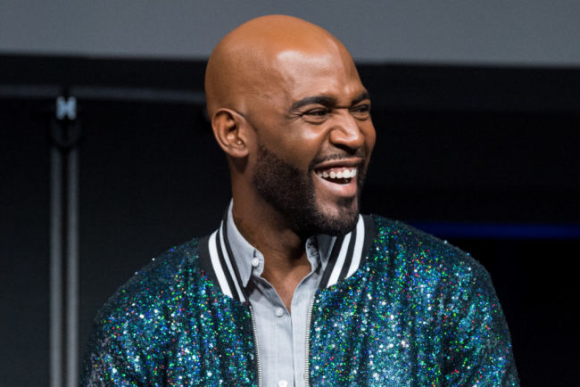Queer Eye's Karamo Brown: 'Cocaine became my escape'