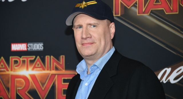 Kevin Feige has promised fans that an openly queer superhero is on its way. (ROBYN BECK/AFP/Getty)