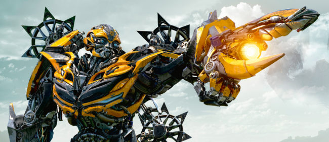 Bumblebee from the Transformers series, who some thought Laura Ingraham's guest confused trans people with.
