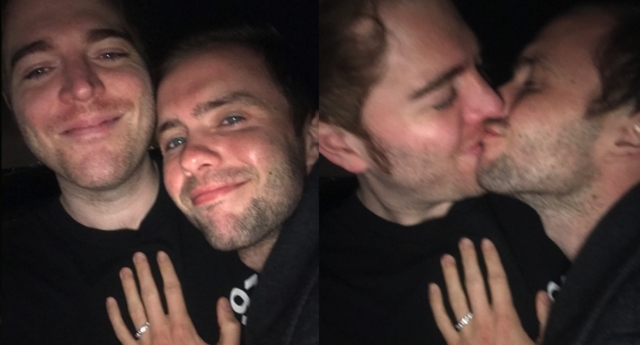 YouTubers Shane Dawson and Ryland Adams are engaged