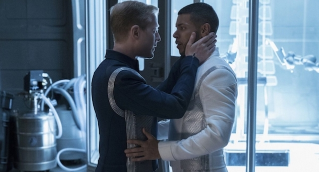 Star Trek gay couple's relationship isn't over, says Anthony Rapp