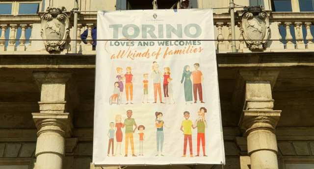 Turin mayor in Italy counters anti-LGBT World Congress of Families